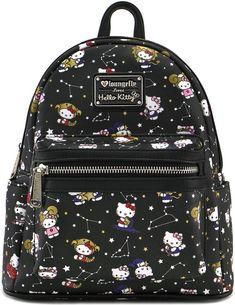 4a6941cd626e Loungefly - Hello Kitty - Zodiac Mini Backpack Hello Kitty Purse