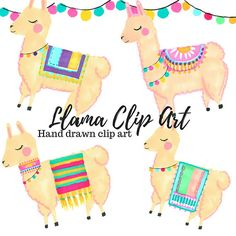 These are 16 watercolor llama clip art that you will love to use for your product tags, labels, products and more! These watercolor animal clip art pieces measures 3-7inches and has a nice transparent background, allowing you to place these clip art pieces on different color backgrounds.