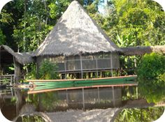 Abundancia Ecolodge is located in a remote area of the Amazon jungle in NE Peru on the Mazan River, an area known for its abundant species of flora, fauna and fish. A few years ago at its headwaters, a scientific study was conducted entitled Aguas Sagradas (Sacred Waters) and concluded that the broad biodiversity of read more