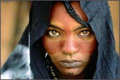Mujer Tuareg   Foto: National Geographic  Más fotos de Susana Urruticoechea