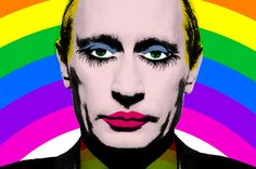 Illegal Russian Memes That Poke Fun at Vladimir Putin Prove the Power of Digital Art ... #fstoppers #Humor