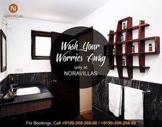 Wash your worries away only at #NORAVILLAS #NORASpiritualVilla #TravelIdeas, #Vacation, #Holidays, #News,#Deals, #India, #Luxury #hotel #Travel, #Premium #Destinations #Goa #CondéNast #Traveller #eatdrinksleeprepeat #villas #villa #russia #russian #yogalife #iloveyoga #roomwithaview