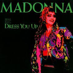 Dress You Up single 1985