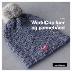 Surnadal Il Langrenn / IPC World Cup knit hat pattern