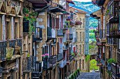 hondarribia - Google Search 20km from San Sebastián