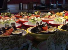 Jeden Mittwoch auf dem Sushiband: Wonder Wednesday - die Köche lassen ihrer Kreativität freien Lauf - alles ist erlaubt, ausser langweilig. Immer Mittwochs findest du nur Special-Kreationen auf dem Kaiten mehr Infos hier   #negishi