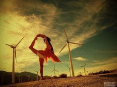 Incredible Yoga Photos You Won't Believe Were Taken With A Cellphone Hero Image