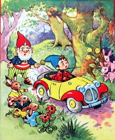 From The New Big Noddy Book (No. 5) - Blyton Enid