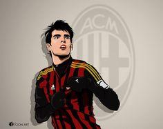Ricardo KaKa. #AC_Milan