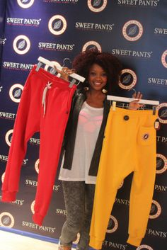 Customise ton Sweet Pants au Citadium Caumartin !