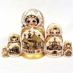 Sergiev Posad Matryoshka Doll