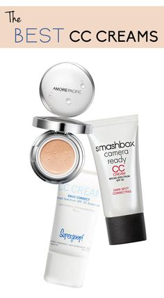 The top rated CC creams.
