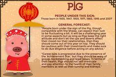 The Pig in the Year of the Sheep