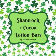 shamrock cocoa lotio