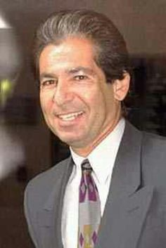 Robert Kardashian, famous lawyer who represented O.J. Simpson, father to 4 of the Kardashian kids