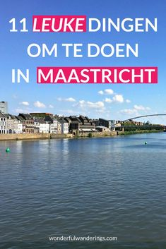 Planning a weekend in Maastricht, the Netherlands? Here are 11 fun things to do in Maastricht to make sure you have a great time! Holiday Destinations, Travel Destinations, Travel Pictures, Travel Photos, Stuff To Do, Things To Do, Europe Travel Tips, Travel Plan, Travel Advice