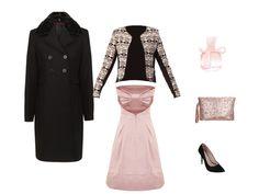 La robe bustier dos nu pink par Domino50