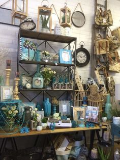 1000+ images about bd ~ boutique displays on Pinterest | Brocante ...