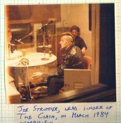 Joe Strummer...♔..