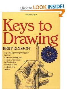 Keys to Drawing [Paperback] On amazon today on sale for just $13.33 - 42% off the list price & eligible for Free super saver shipping. see more like this at www.ddsgiftshop.com
