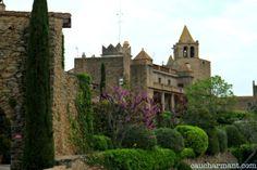 Madremanya, en la ruta de pueblos con encanto del Baix Empordà en la Costa Brava Madremanya es otro de esos pueblos medievales con encanto...