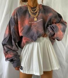 Adrette Outfits, Indie Outfits, Teen Fashion Outfits, Cute Casual Outfits, Retro Outfits, Winter Outfits, Summer Outfits, Preppy Skirt Outfits, School Skirt Outfits