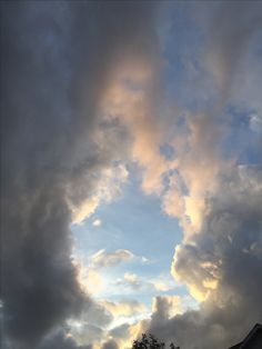 Part the skies
