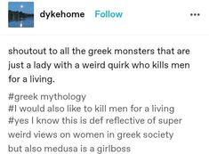 Greek Mythology Humor, Greek And Roman Mythology, Greek Gods, Percy Jackson Memes, Percy Jackson Books, Percy Jackson Fandom, Funny Laugh, Haha Funny, Greek Memes