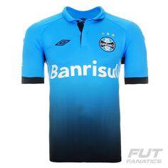 Camisa Umbro Grêmio III 2015