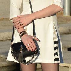 Buenos días!!Detalles del Look #TotalWhite con mi nuevo vestido de @choiescloth Feliz sábado!! http://www.theprincessinblack.com #fashionblog #lookoftheday #lookbook #outfit #itgirl #toppic #instagrampic #bestpic #streetstyle #beauty #happy #followme #havefun #instagramlikes #blogger #blog #blogmoda #glamour