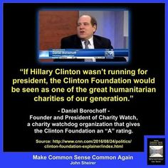 Wake up America - Stop watching Fake Fox News ~ One Candidate is for the PEOPLE…