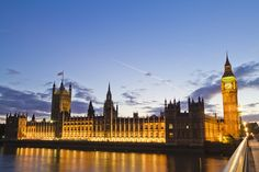 Here is a photograph I took of the UK Parliament.  Located in London, England, UK.