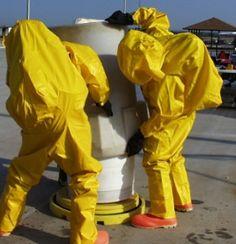 Over packing Drill Hazmat Training