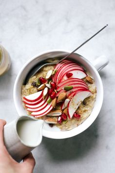 WEEKEND CHILLS - THREE EVERYDAY OATMEALS