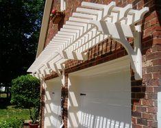 Decorative arbor | Outdoor Space and Garden | Garage door ...