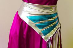 Jem and the Holograms belt for Jem Costume - on Etsy