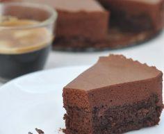 chocolat noir, beurre, sucre, oeuf