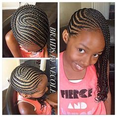 """266 Likes, 10 Comments - Braids By Necole $25 Dep. Req. (@braidsbynecole1) on Instagram: """"NO GLUE USED!!! Please call with all questions and for booking info between 10am and 9pm.…"""""""