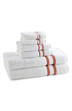 KASSATEX 'Mayfair' Combed Cotton Bath Towel