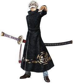 One Piece: Pirate Warriors 2 - Trafalgar Law