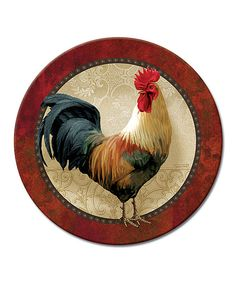 Look what I found on #zulily! Farm Fresh Glass Lazy Susan by CounterArt #zulilyfinds