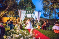 Sarah e Helython | O Casamento