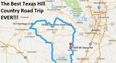 Summer is fast approaching, and the hill country is ready! Are you?  http://www.onlyinyourstate.com/texas/best-road-trip-tx/
