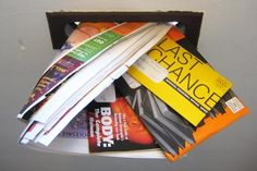 Sorting Junk Mail can be a great activity for someone with #Alzheimers. Many people with #dementia continue to look forward to a visit from the postman. As for caregivers, this activity is great because it doesn't require any special materials or even a trip to the store to prepare.