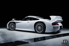 Porsche 911 GT1 by Corey Dav!s, via Flickr