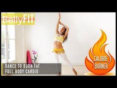 Beautiful Hips, Darebee, Dance Class, Belly Dance, Burlesque, Full Body, Fat Burning, Cardio, Dancing