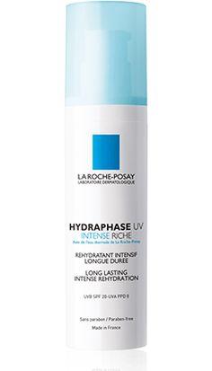 Hydraphase UV Intense Riche packshot from Hydraphase, by La Roche-Posay