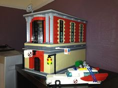 Lego Ghostbusters!