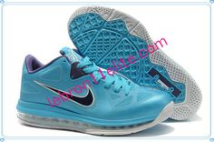 quality design 83f83 b2764 Cheap Lebrons Lebron 9 IX Low Summit Lake Hornets Turquoise Court Purple  510811 400 Lebron 9