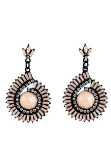 via Zaful  #earrings would've liked it better if it was just the circle